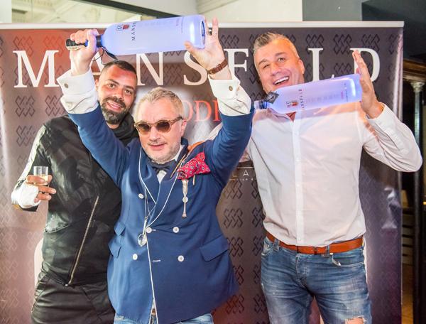 Новият мистър Менхънт България 2017