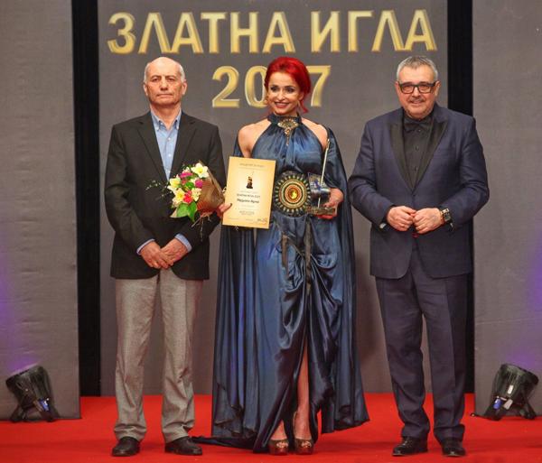 Мерлин Арно с успех на фестивала в Кан