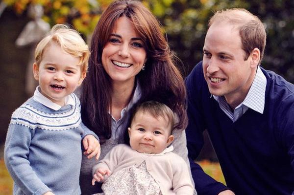 Семейството на Уилям и Кейт става петчленно през април
