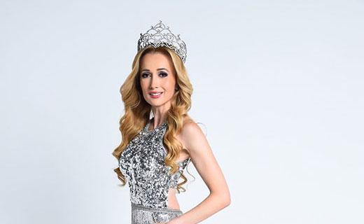 Стилът на Елена Караколева за Юбилейното издание на Мисис България