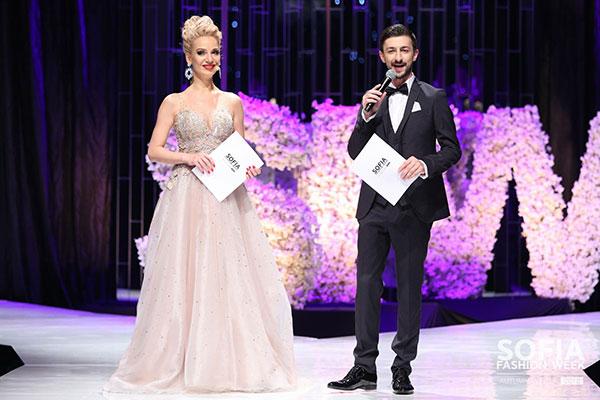 Звездна двойка водещи на сцената на Мис България 2018