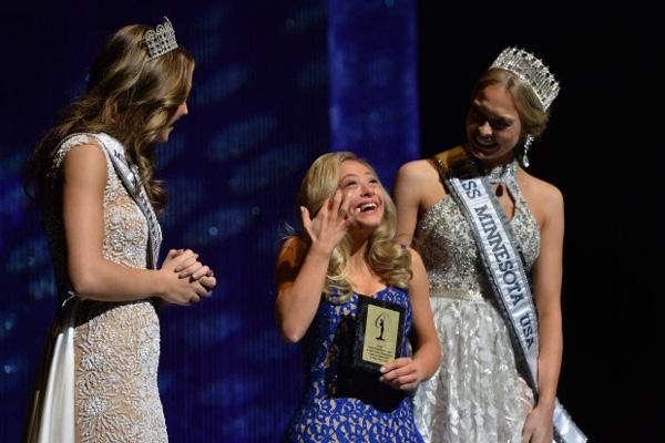 Момиче със синдром на Даун стана Мис Минесота 2017