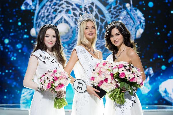 Мис Русия празнува с GANCIA -