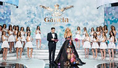 Мис Русия празнува с GANCIA -  Кралят на сладкото пенливо вино