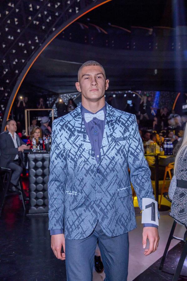 Световният моден бранд Mondo облече момчетата в надпреварата Manhunt International Bulgaria