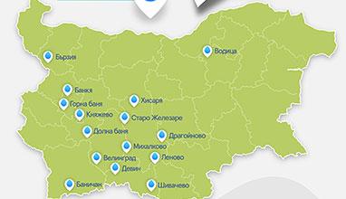 България е на второ място в Европа по ресурс на натурални минерални и изворни води