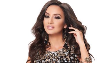Наталия Гуркова стана лице на колекция луксозни облекла