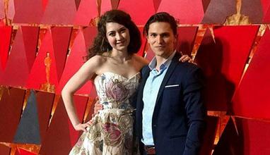 Българска рокля на Оскарите тази година