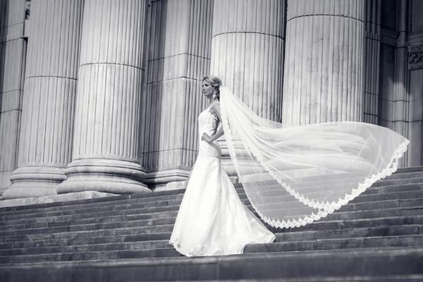 Уникална фотосесия на новата сватбена колекция за 2017г. на модна къща PALOMA FASHION