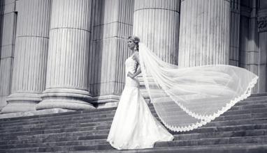 Уникална фотосесия на новата сватбена колекция за 2017 г. на модна къща PALOMA FASHION