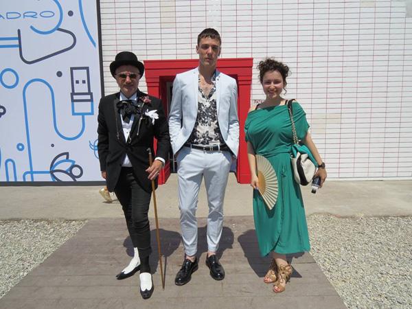 PITTI UOMO FIRENZE –  Спектакулярният композит на мъжката елегантност или най-кратикият път до убеждението, че съвременният мъж е Денди