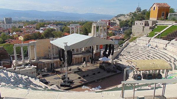 Shake That фестивал в Пловдив