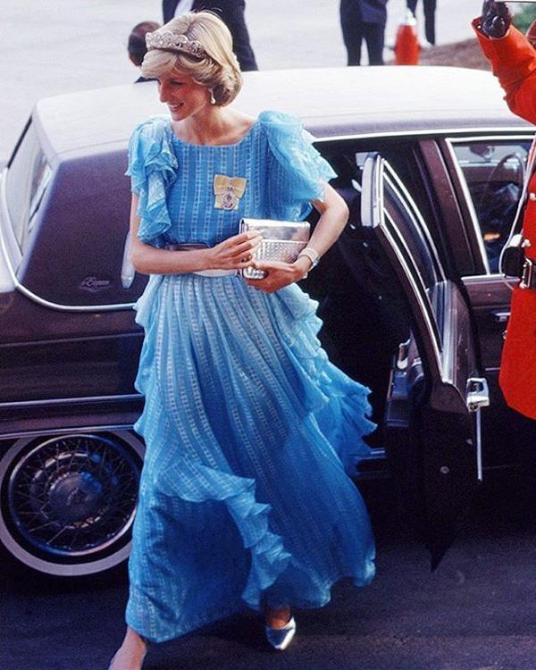Принцеса Даяна и нейният стил