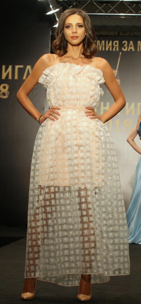 Оригинални модни предложения и три дизайнерски дебюта на ЗЛАТНА ИГЛА 2018