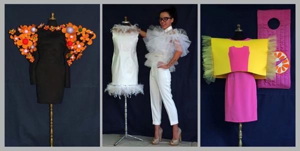 Годишно модно ревю на студентите от специалностите