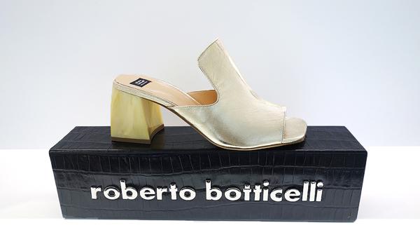 Актуалните модели обувки за пролет/лято 2018 според световно известния дизайнер Роберто Ботичели