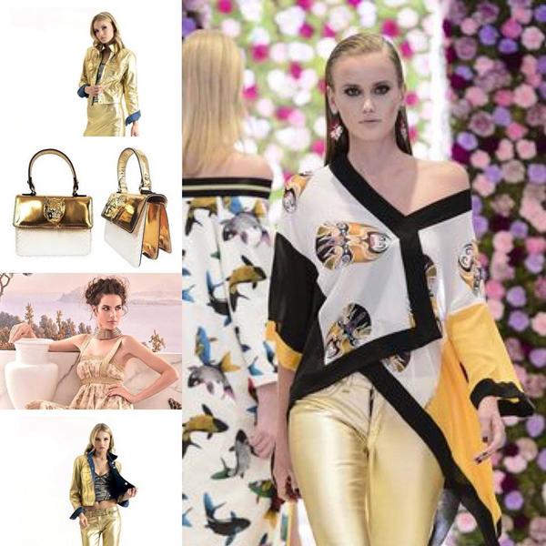 Колекция Cruise Fashion 2018 на Roccobarocco е в новия бутик в София