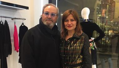 """Роко Бароко представи """"игра с контрасти"""" на модната седмица в Милано"""