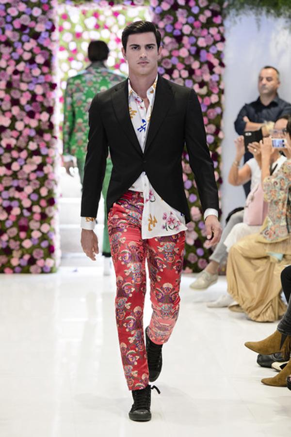 """Роко Бароко представи  """"Чарът на ориента"""" на седмицата на модата в Милано"""