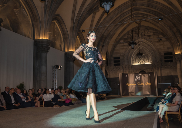 Дизайнерката София Борисова покори Виена