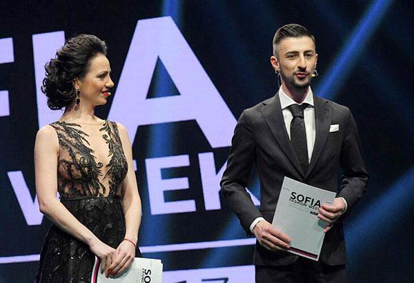 Чаровните Боряна Баташова и Теодор Тодоров ще са водещите на Седмицата на модата в София
