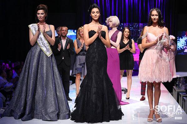 Christian of Roma с невероятно фризьорско шоу на SFW с участието на Bridal Fashion