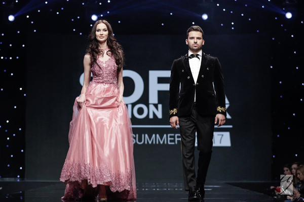 Haute Couture колекции блестят на Sofia Fashion Week SS 2017