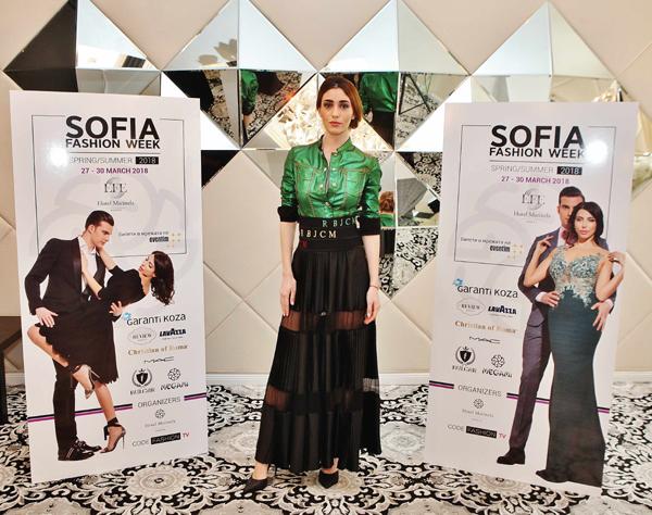 Предстои шестото издание на Sofia Fashion Week