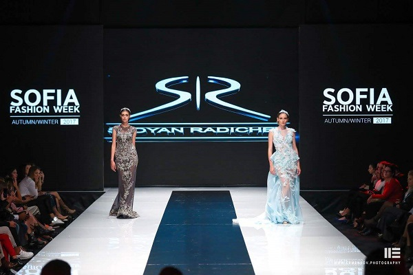 Провокативна и нестандартна колекция на Стоян Радичев на Sofia Fashion Week