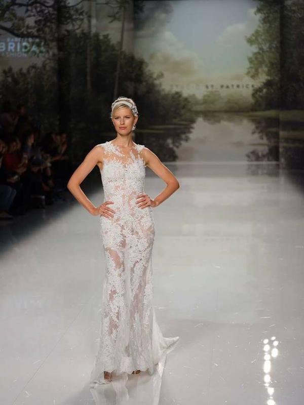 San Patrick представи най-новата си колекция 2018, с участието на Каролина Курникова