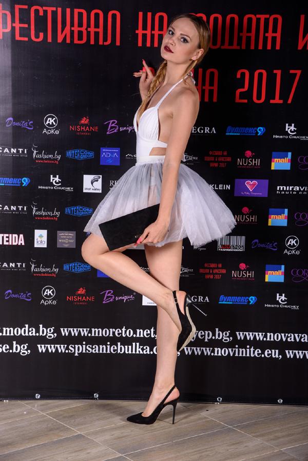 Обувки и Чанти с марка Sara Pen на Фестивалa на модата и красотата Варна 2017