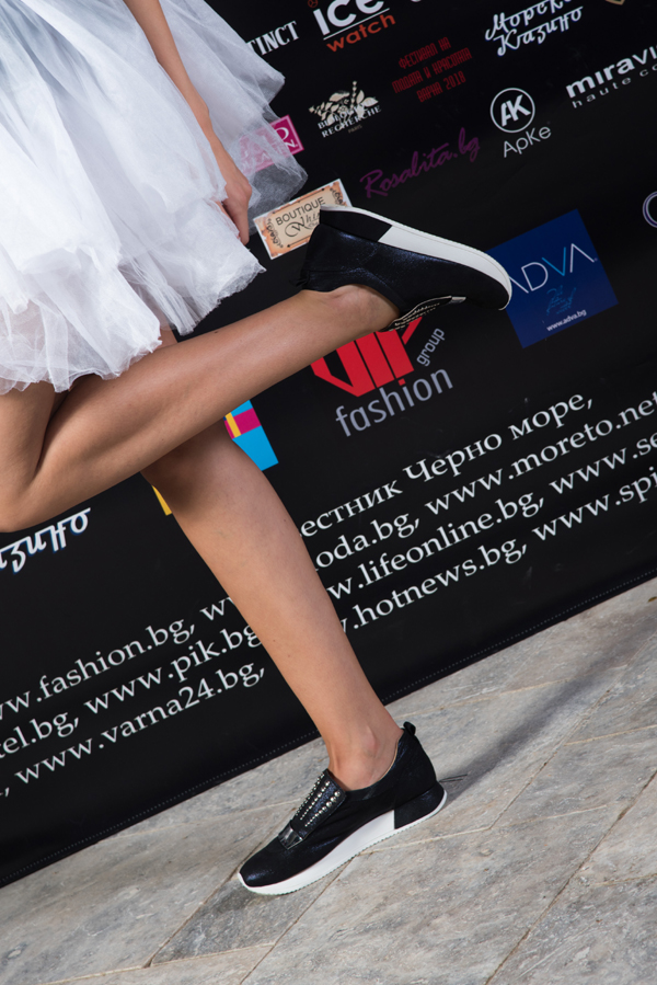 Най-новата колекция Обувки и Чанти с марка Sara Pen на Фестивалa на модата и красотата Варна 2018