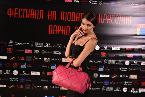 SIGI Designer BAGS на Фестивала на Модата и Красотата 2018