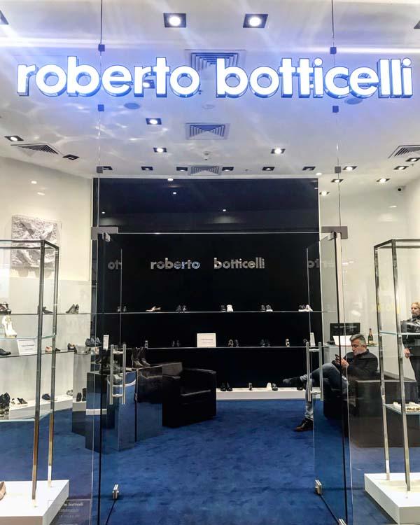 Тайната на успеха разкрива самият дизайнерът Роберто Ботичели