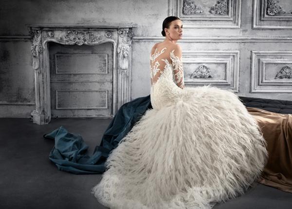 Списание Сватбен каталог със зимен брой - сватбени и официални рокли на най-известните български и световни дизайнери