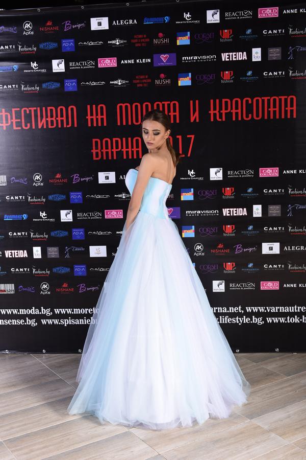 Сватбен център на Фестивала на модата и красотата 2017
