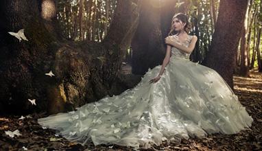 Сватбена рокля - мечта