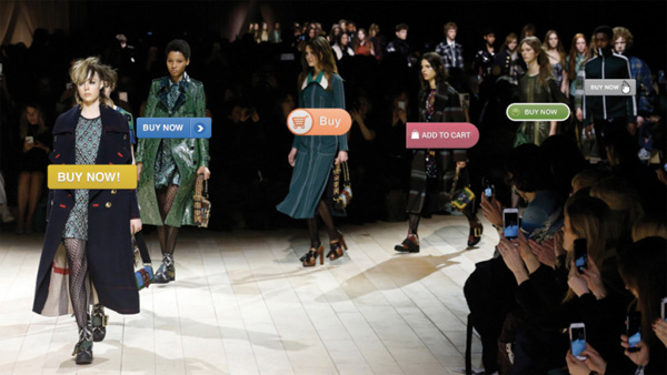 How technologies change the future of the fashion industry