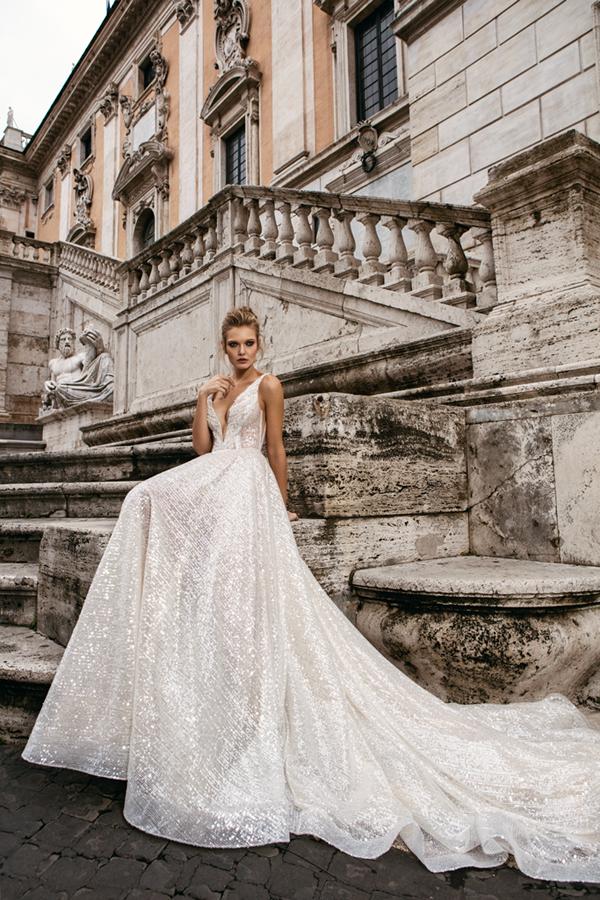 Тенденции при булчинските рокли 2018 от Bridal Fashion