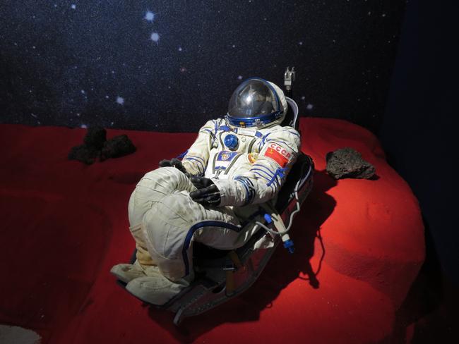 Текстил за космоса