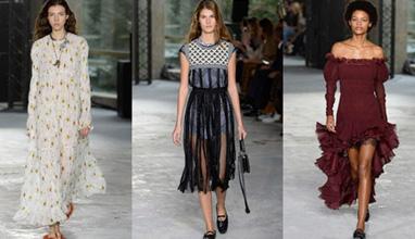 Топ дизайнерите разкриват тенденциите при дамската мода за Пролет/Лято 2018
