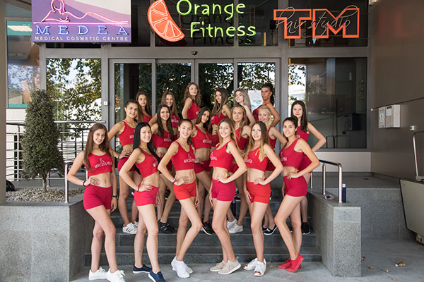 Претендентките за титлата Мис Варна 2018 в трескава подготовка за конкурса
