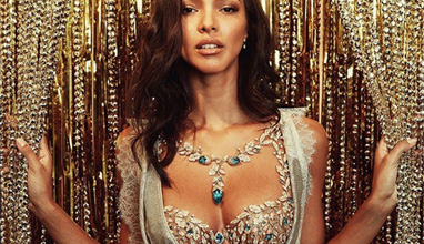 Victoria's Secret показаха сутиен за 2 милиона долара