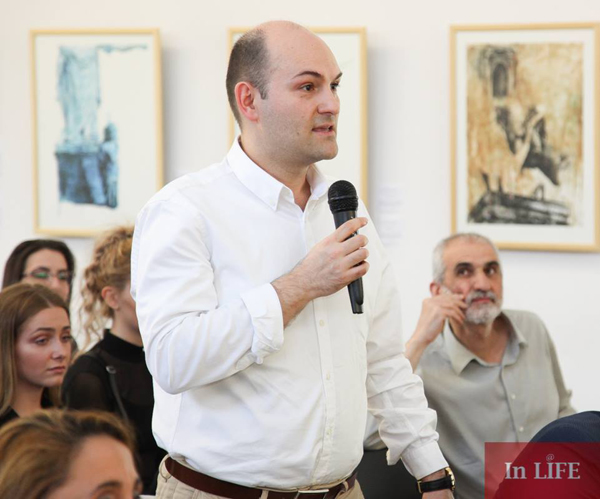 Алберто Веделаго с ексклузивна лекция за мъжкия стил