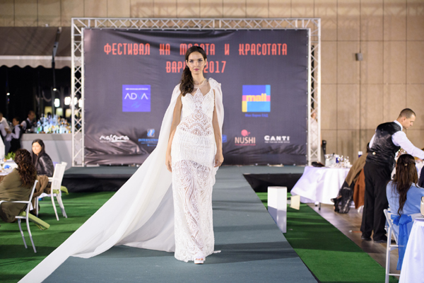Ателие Версай на Фестивала на Модата и Красотата 2017