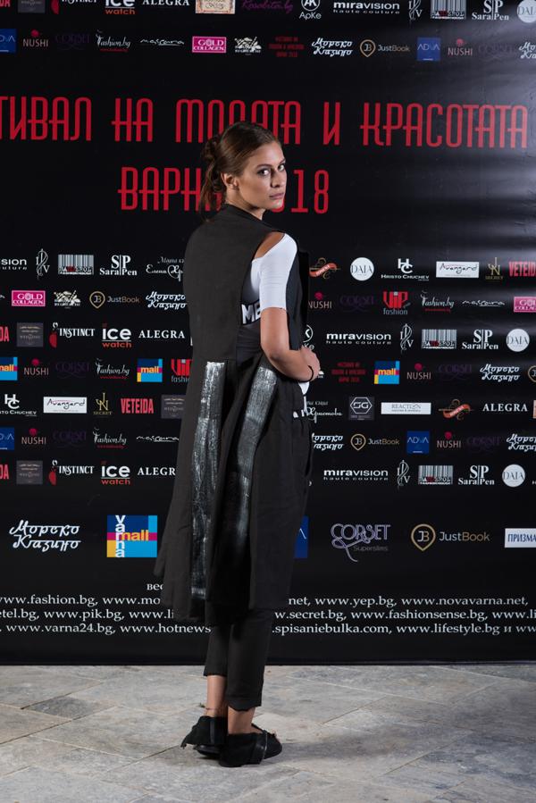 Модна къща Ветейда на Фестивала на Модата и Красотата 2018