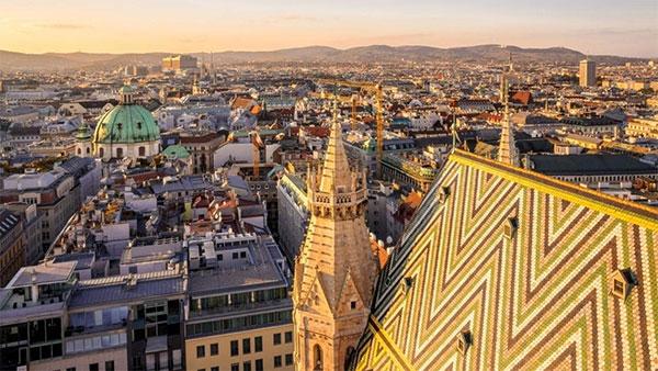 Австрийската столица Виена - най-добър град за живеене за 2018 година