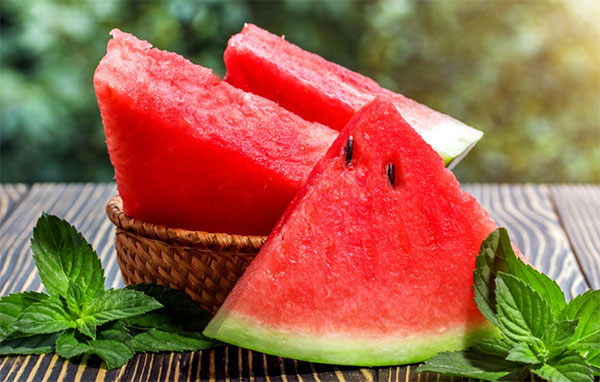 Динята - богатството на лятото