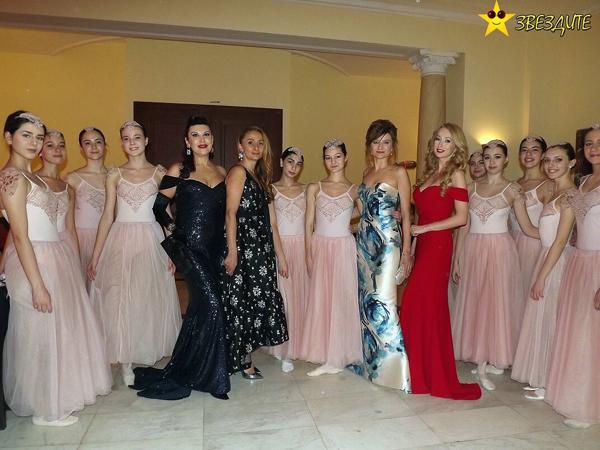 Тоалети от Bridal Fashion блестят на 18-ия виенски бал в София