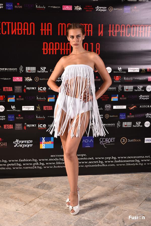 Бутик Уимс представи бански костюми по време на Фестивала на Модата и Красотата 2018